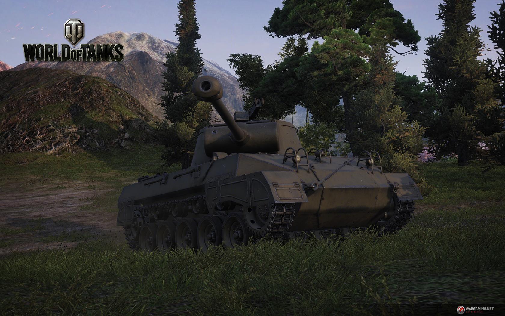 Ngắm các xe tăng được làm lại trong phiên bản 9.0 - Ảnh 10