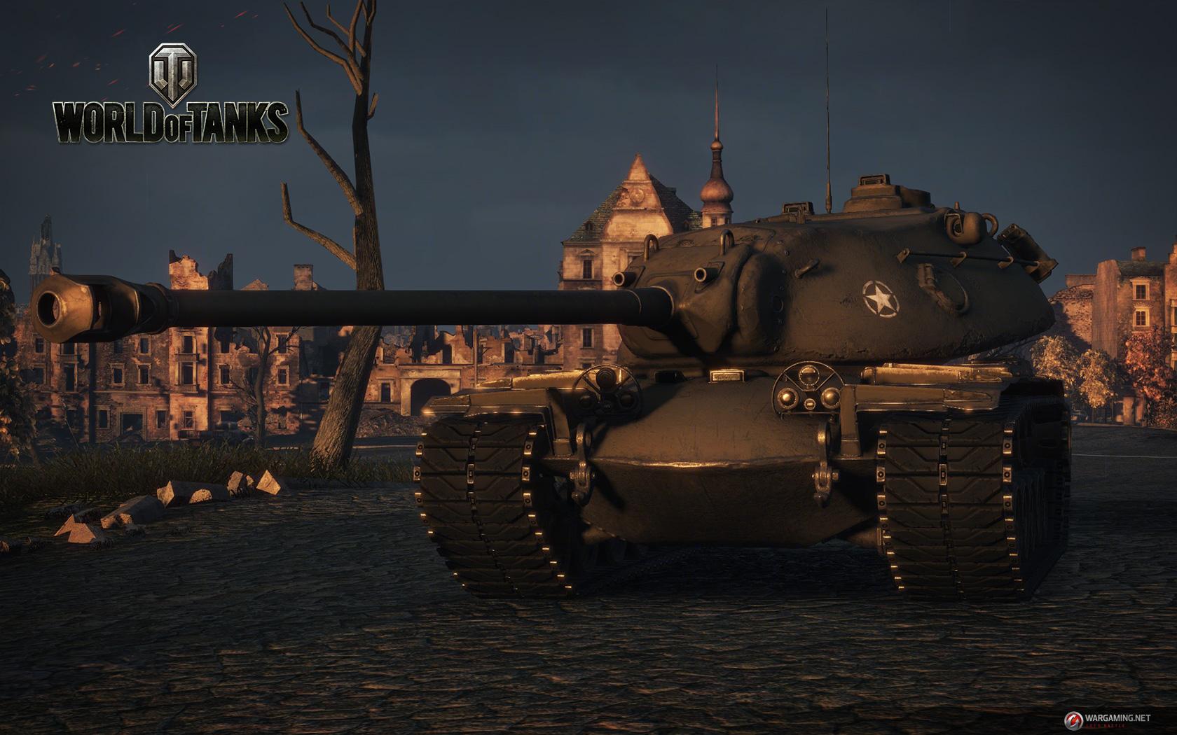 Ngắm các xe tăng được làm lại trong phiên bản 9.0 - Ảnh 12