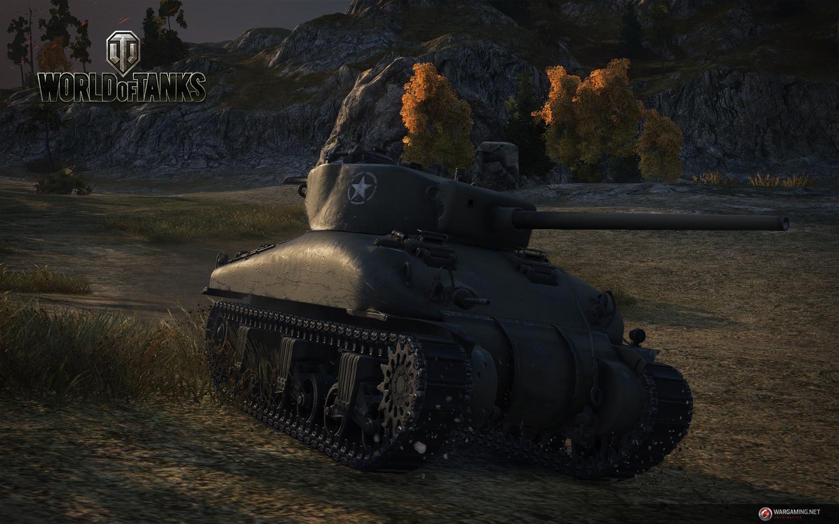 Ngắm các xe tăng được làm lại trong phiên bản 9.0 - Ảnh 14