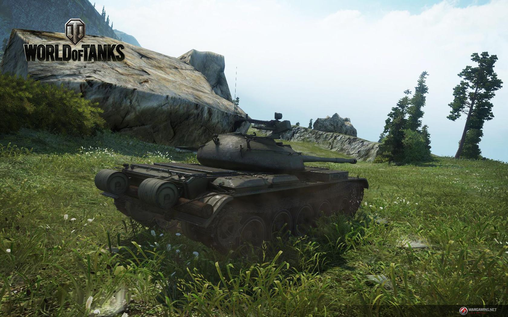Ngắm các xe tăng được làm lại trong phiên bản 9.0 - Ảnh 16