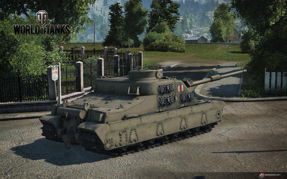World of Tanks 9.0 New Frontiers chính thức ra mắt 2