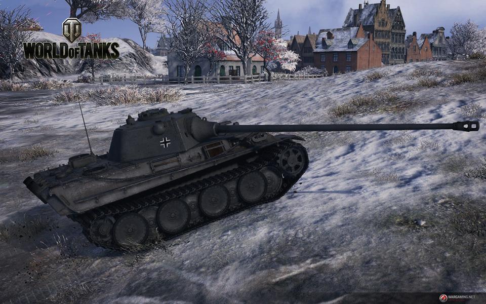 World of Tanks 9.0 New Frontiers chính thức ra mắt 7