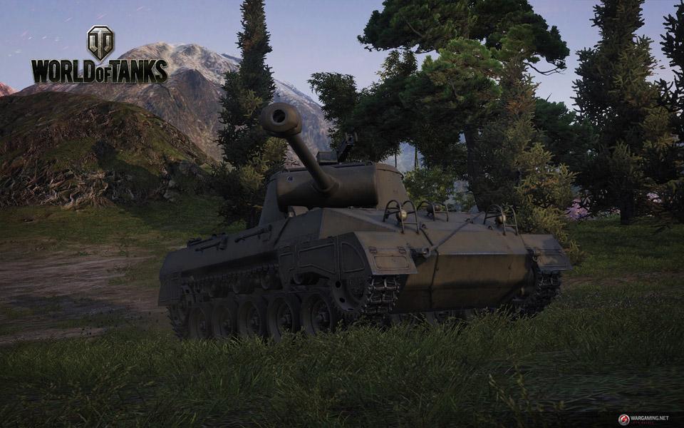 World of Tanks 9.0 New Frontiers chính thức ra mắt 10