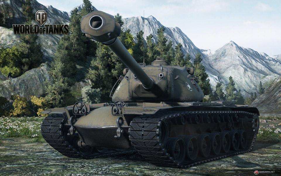 World of Tanks 9.0 New Frontiers chính thức ra mắt 12