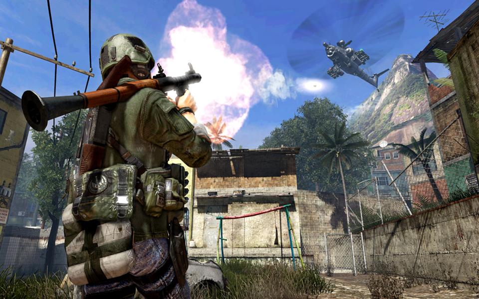 Call of Duty Online chỉ có mặt tại Trung Quốc 2