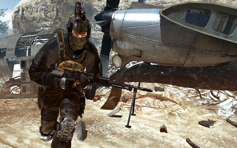 Call of Duty Online chỉ có mặt tại Trung Quốc 3
