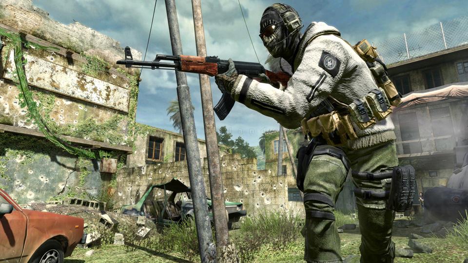 Call of Duty Online chỉ có mặt tại Trung Quốc 4