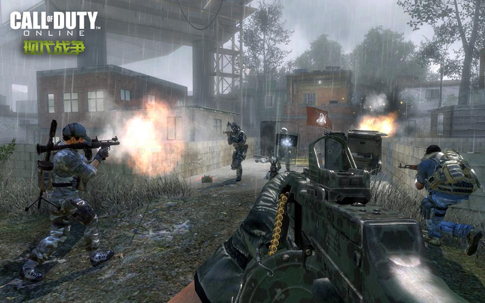 Call of Duty Online chỉ có mặt tại Trung Quốc 5