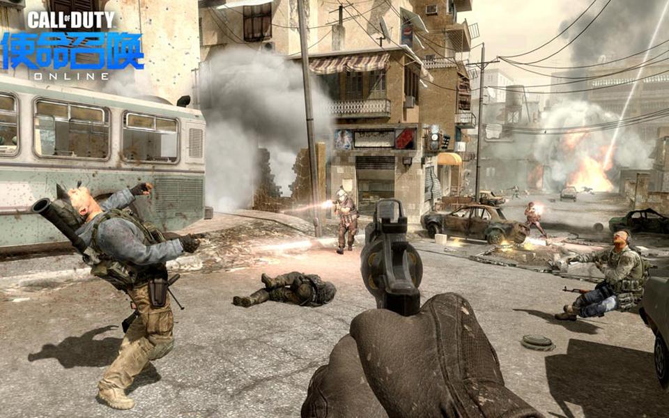 Call of Duty Online chỉ có mặt tại Trung Quốc 7