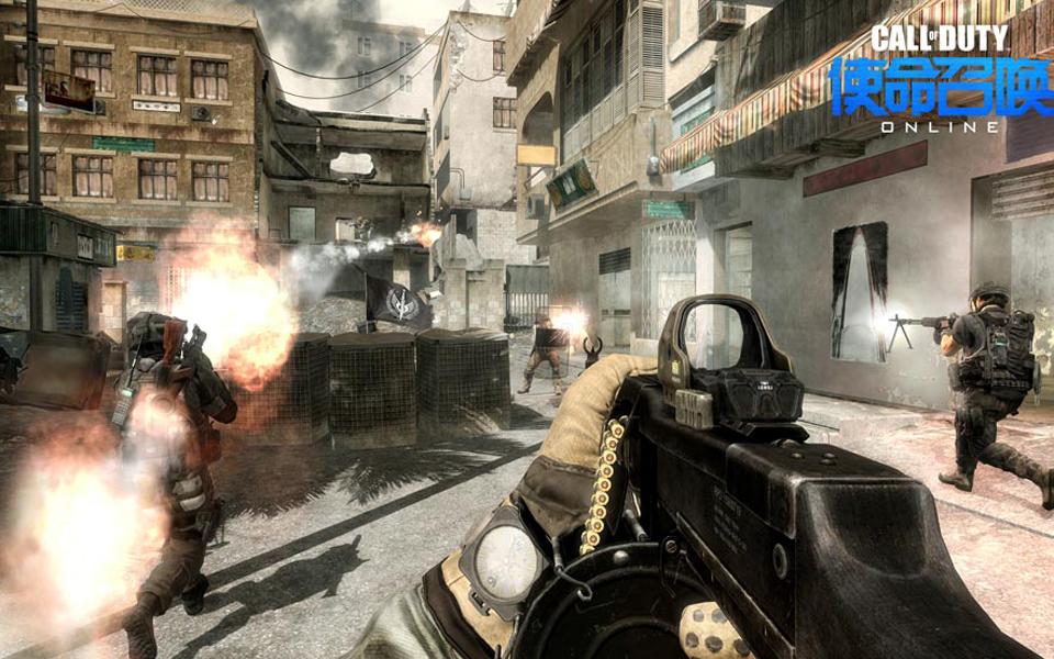 Call of Duty Online chỉ có mặt tại Trung Quốc 8