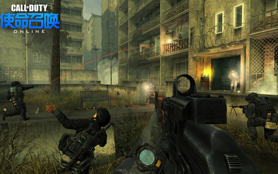 Call of Duty Online chỉ có mặt tại Trung Quốc 9