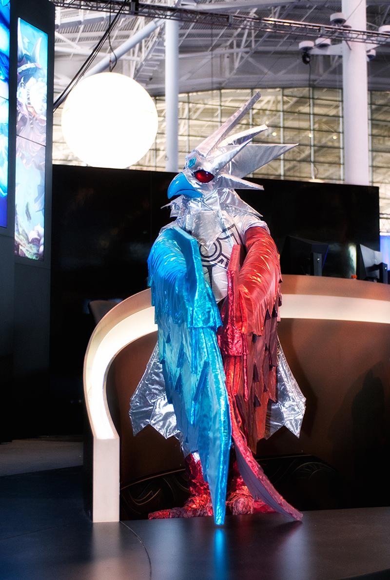 Ngắm cosplay LMHT tại triển lãm PAX East 2014