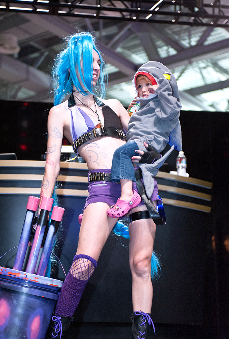 Ngắm cosplay LMHT tại triển lãm PAX East 2014 - Ảnh 16