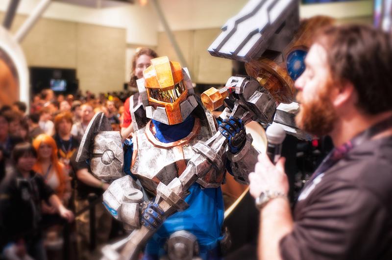 Ngắm cosplay LMHT tại triển lãm PAX East 2014 - Ảnh 18