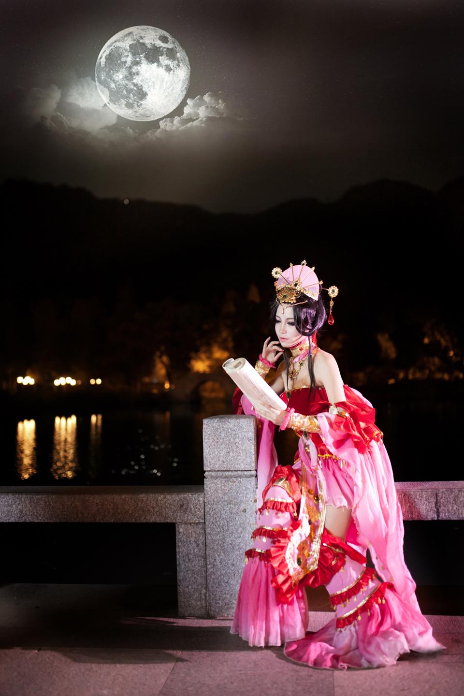 Nữ hiệp Thất Tú quyến rũ với sắc đỏ - Ảnh 11