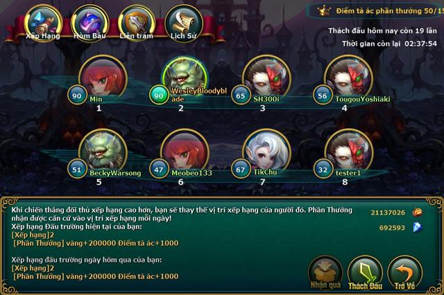 VTC Mobile hé lộ hình ảnh Việt hóa của Cách Tử RPG 7
