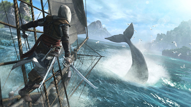 Assassin's Creed là game bán chạy nhất của Ubisoft 2