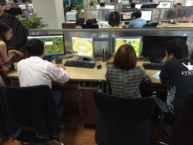 GSN đang thử nghiệm phiên bản web của Farmery 4