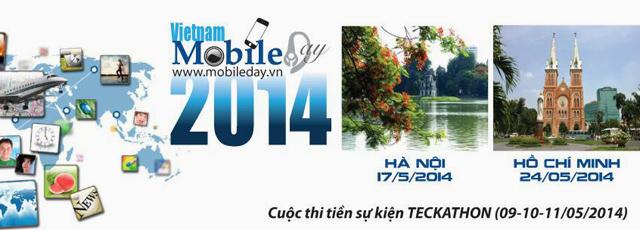 Vietnam Mobile Day 2014 sẽ diễn ra vào tháng Năm 1
