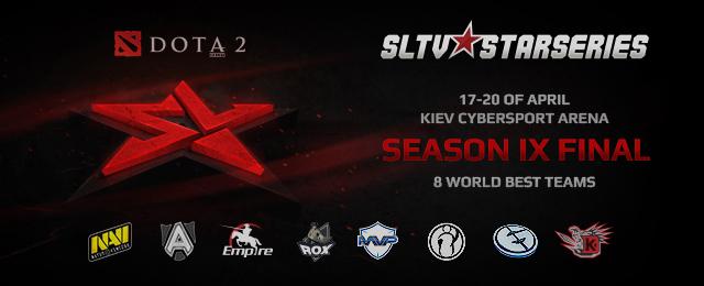 Dota 2: DK vô địch SLTV Star Series Season IX 2