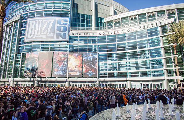 BlizzCon 2014 sẽ diễn ra vào tháng 11 2