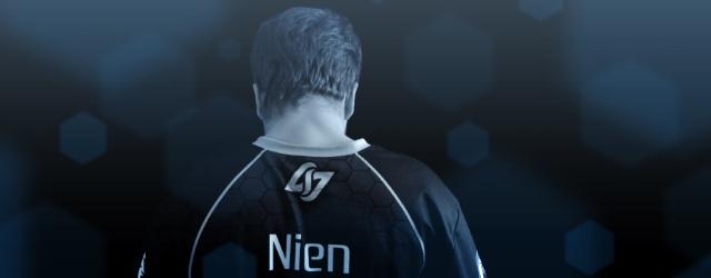 Nien rời khỏi đội hình thi đấu của Counter Logic Gaming 2