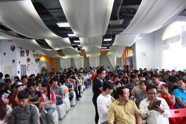 Nhìn lại buổi gặp mặt cộng đồng KVTM tại TP.HCM 6