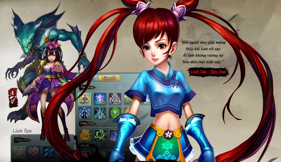 HIG hé lộ về game mới Túy Thiên Long 5