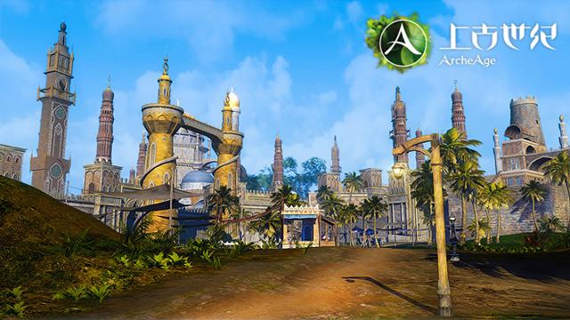 ArcheAge: Tencent Games ấn định ngày mở cửa CBT 3 8