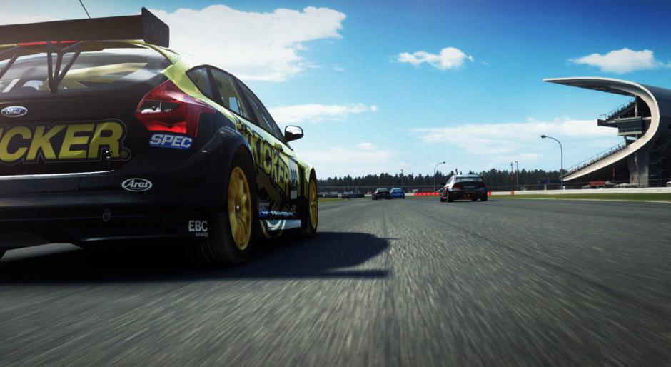Game GRID mới có tên là GRID Autosport 3