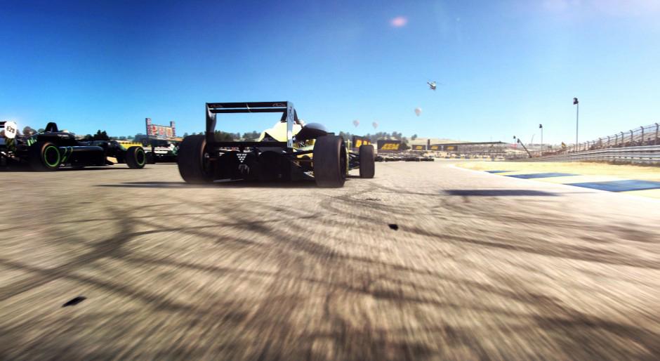 Game GRID mới có tên là GRID Autosport 4