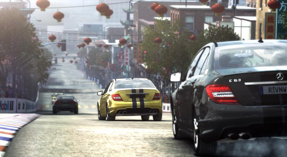 Game GRID mới có tên là GRID Autosport 6