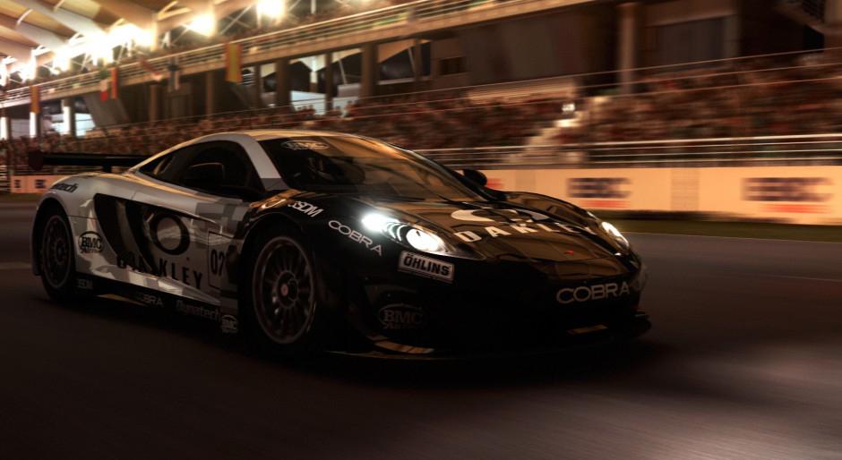 Game GRID mới có tên là GRID Autosport 8