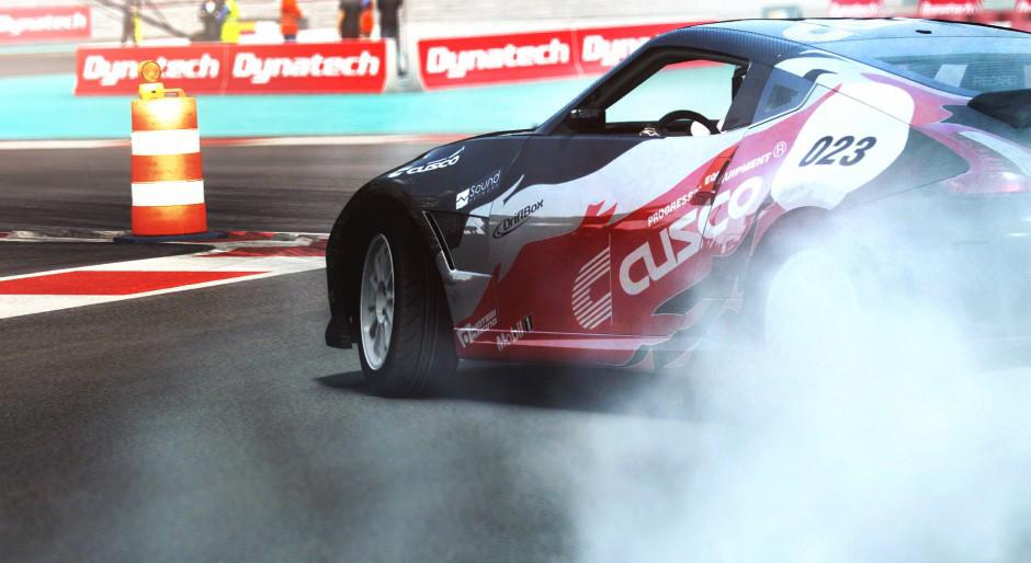 Game GRID mới có tên là GRID Autosport 12
