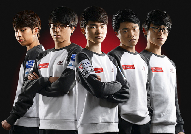 Top 20 đội tuyển LMHT mạnh nhất thế giới (tuần 15) 2