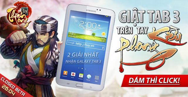 GameLandVN tặng giftcode Túy Thiên Long 1