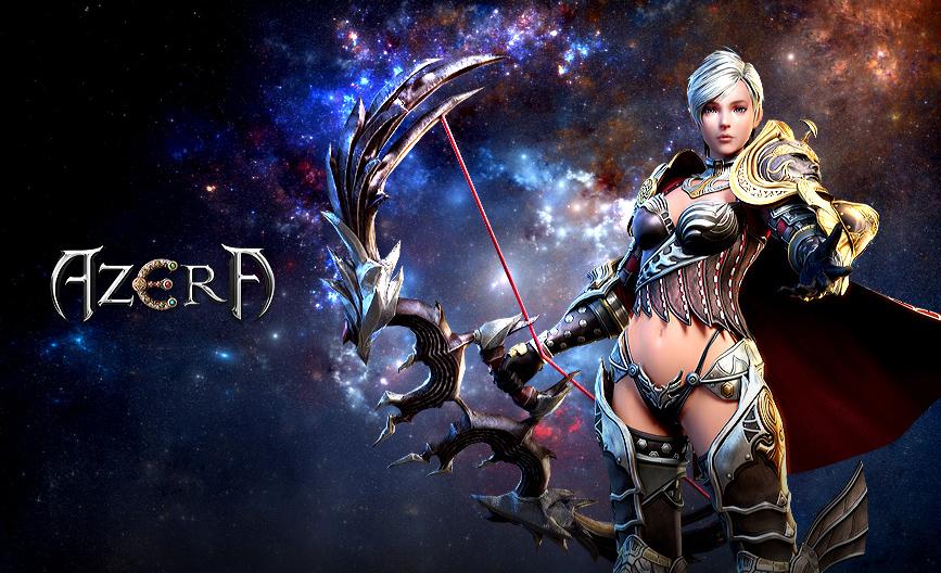MMORPG 18+ Azera sắp mở cửa thử nghiệm 3