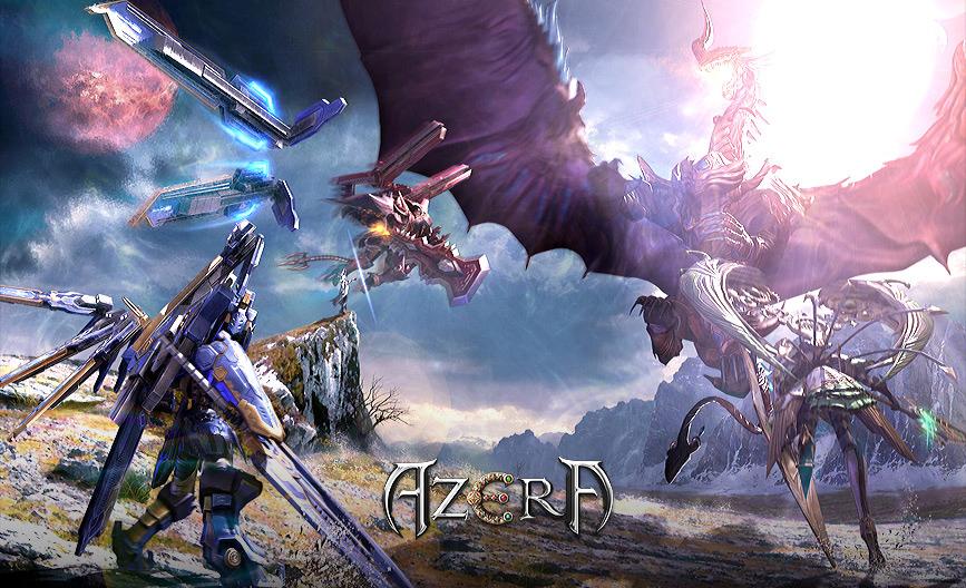 MMORPG 18+ Azera sắp mở cửa thử nghiệm 7