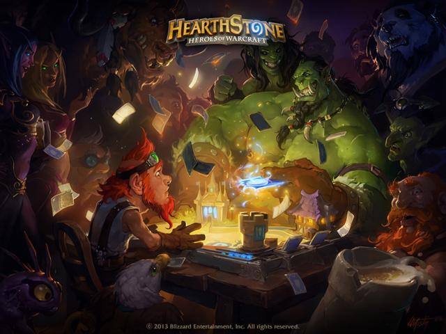Blizzard chưa có ý định đưa Hearthstone lên console 2