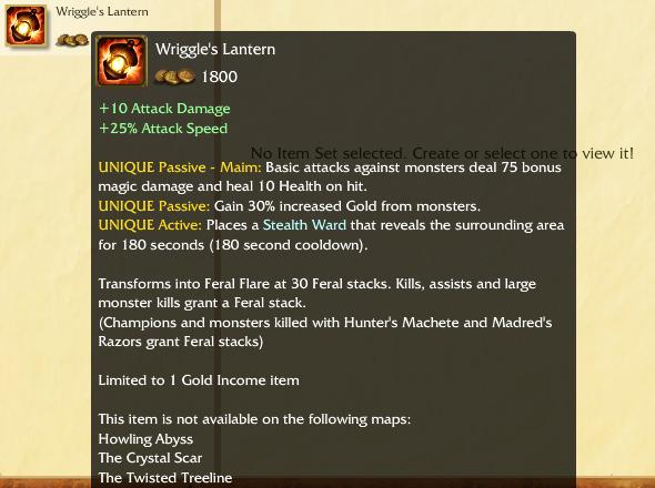 LMHT: Lồng Đèn Wriggle sẽ có thay đổi trong 4.7 1