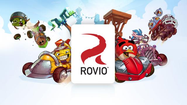 Lợi nhuận của Rovio giảm 52% trong năm 2013 2