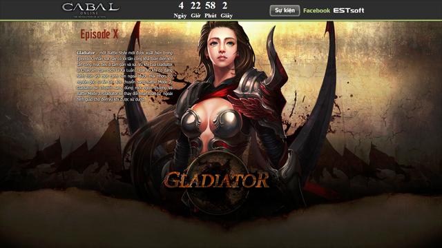 Asiasoft giới thiệu các phiên bản của Cabal Online 2