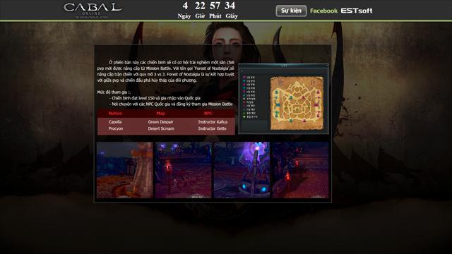 Asiasoft giới thiệu các phiên bản của Cabal Online 4