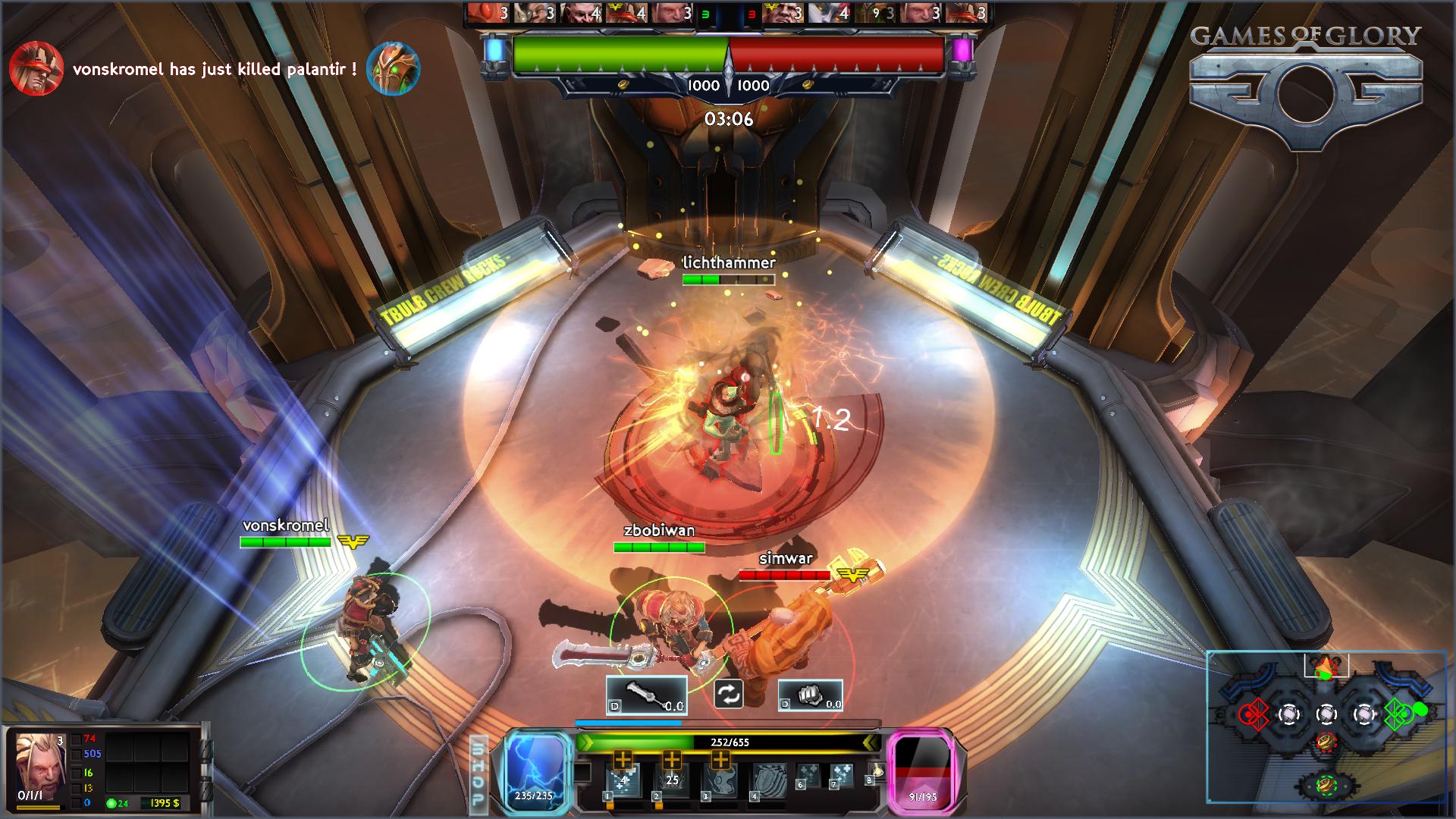 Cận cảnh về MOBA Games of Glory - Ảnh 2