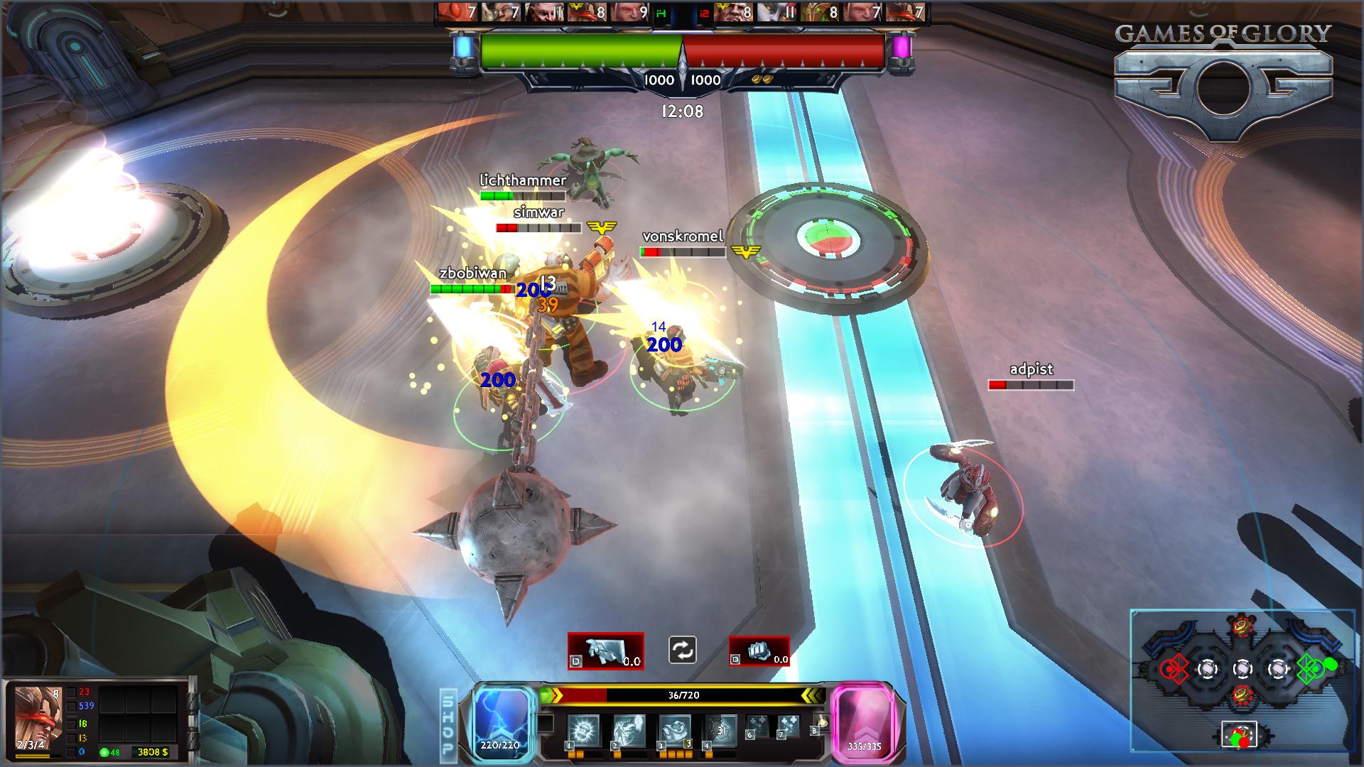 Cận cảnh về MOBA Games of Glory - Ảnh 6