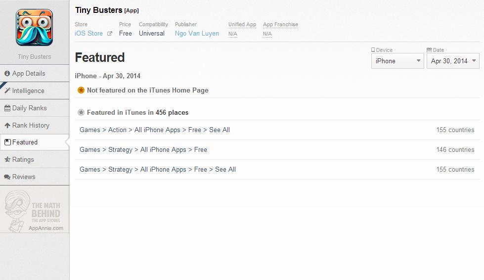 Tiny Busters đã có phiên bản iOS 3