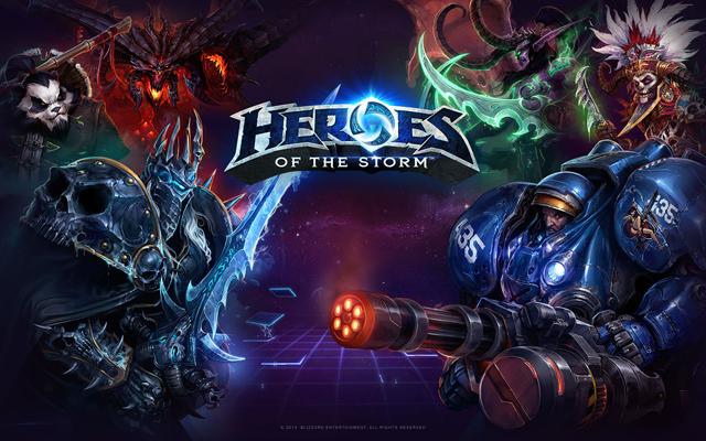 Asiasoft đưa Heroes of the Storm về Đông Nam Á 2