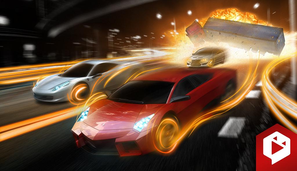 JOY trình làng game mới Auto Racing: Upstream 1
