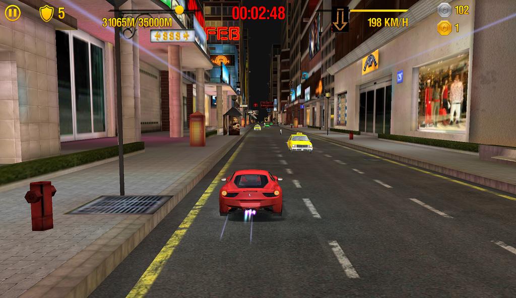 JOY trình làng game mới Auto Racing: Upstream 5