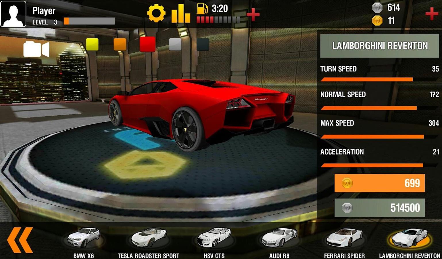 JOY trình làng game mới Auto Racing: Upstream 6